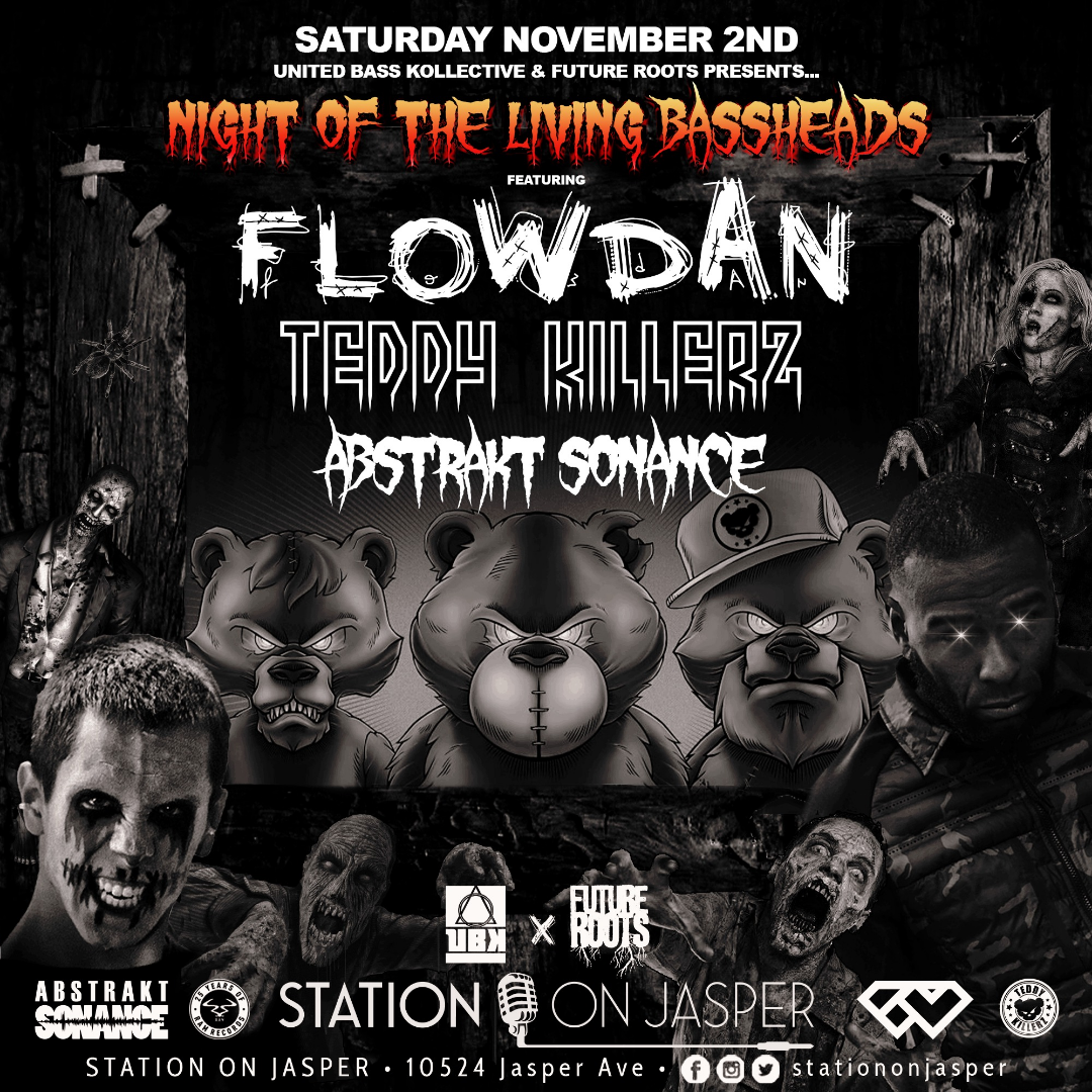 FLOWDAN, Teddy Killerz, Abstrakt Sonance