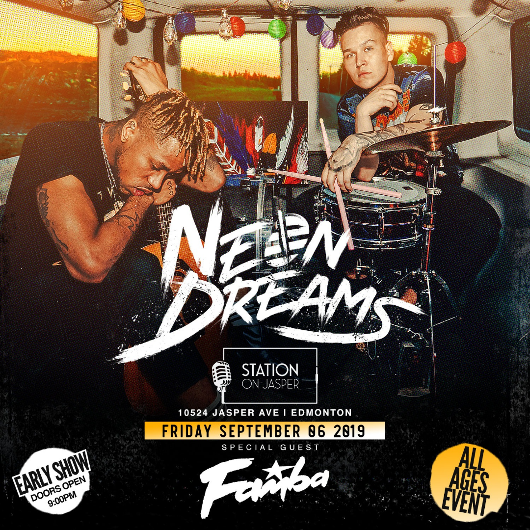 Neon Dream with support from Famba