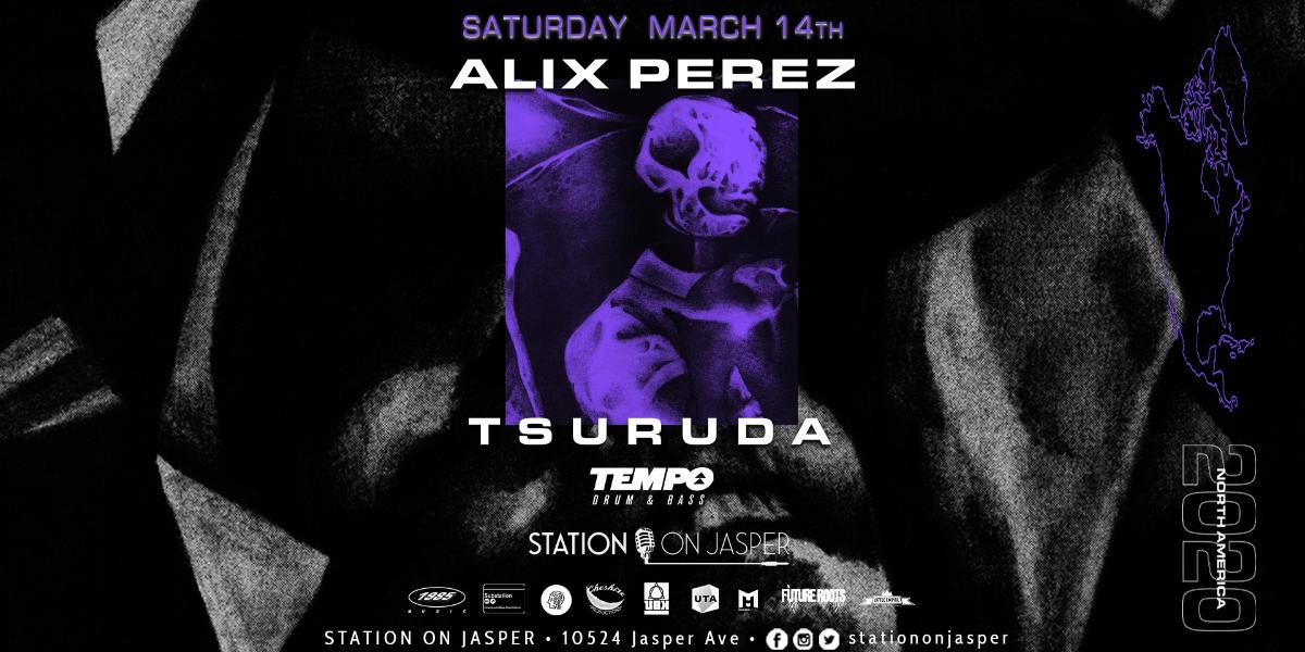 ALIX PEREZ & TSURUDA - 2020 Tour