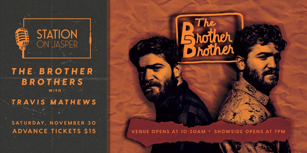 The Brother Brothers feat. Travis Mathews