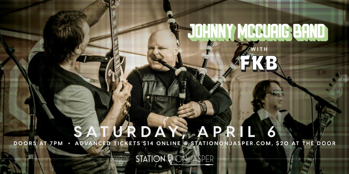 Johnny McCuaig Band
