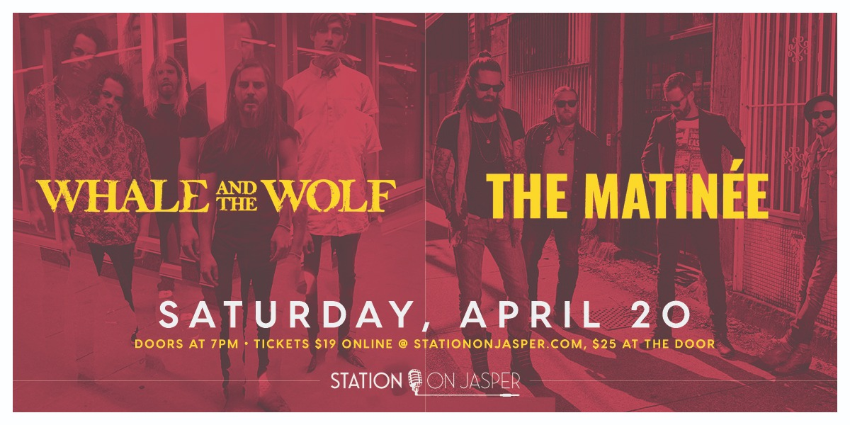 Whale and the Wolf / The Matinee