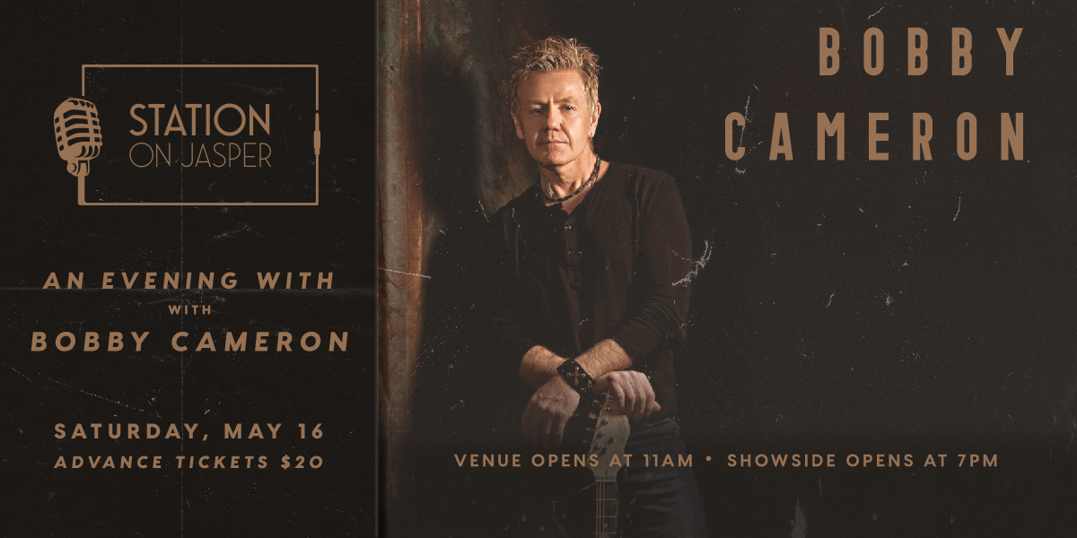 An Evening with Bobby Cameron