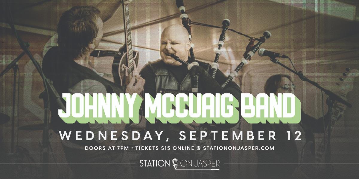 Johnny McCuaig Band