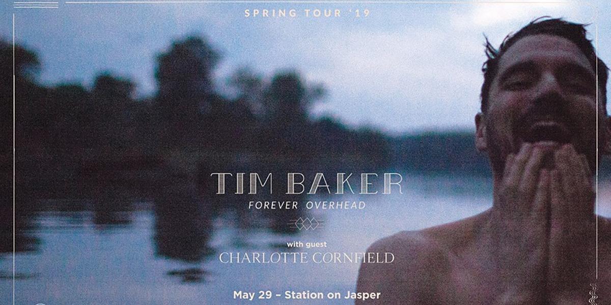 Tim Baker W/ Special Guest Charlotte Cornfield