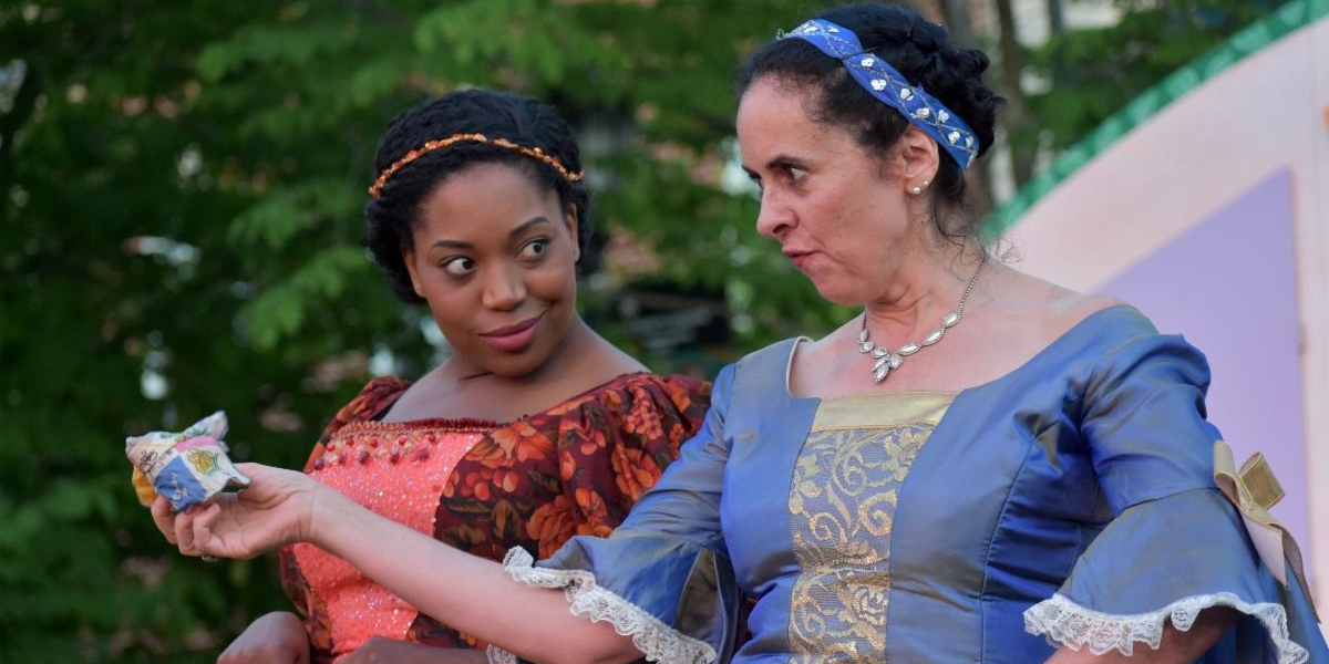 Greater Hartford Shakespeare Festival: As You Like It