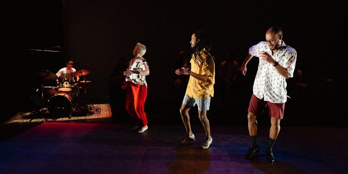 Tap Dance & The Underground