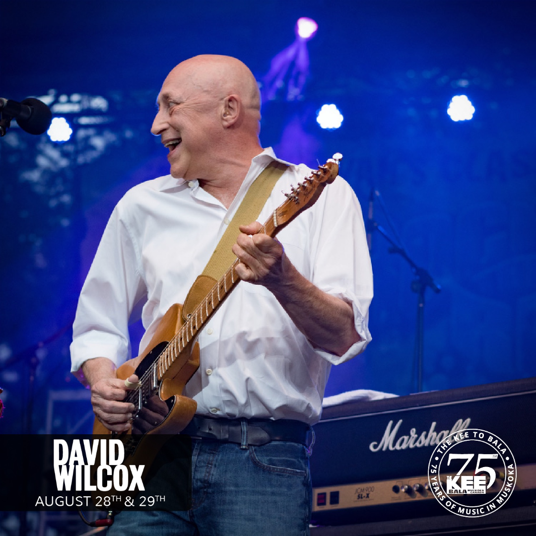 David Wilcox - Friday August 28th