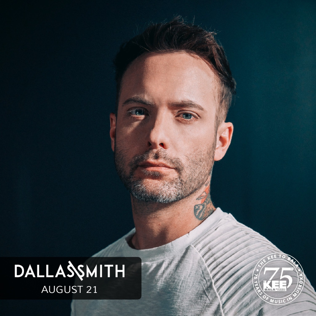 Dallas Smith - Friday August 21st