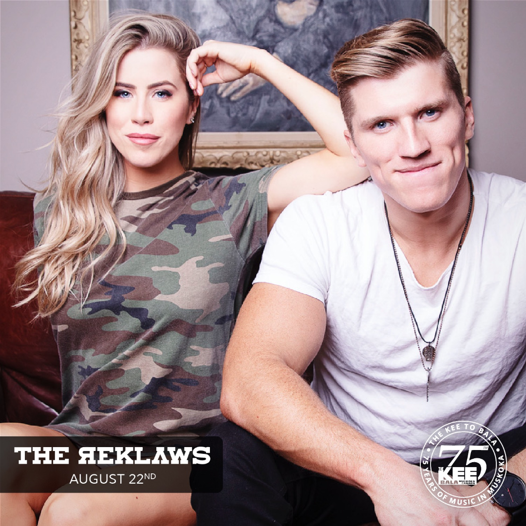 The Reklaws - Saturday August 22nd
