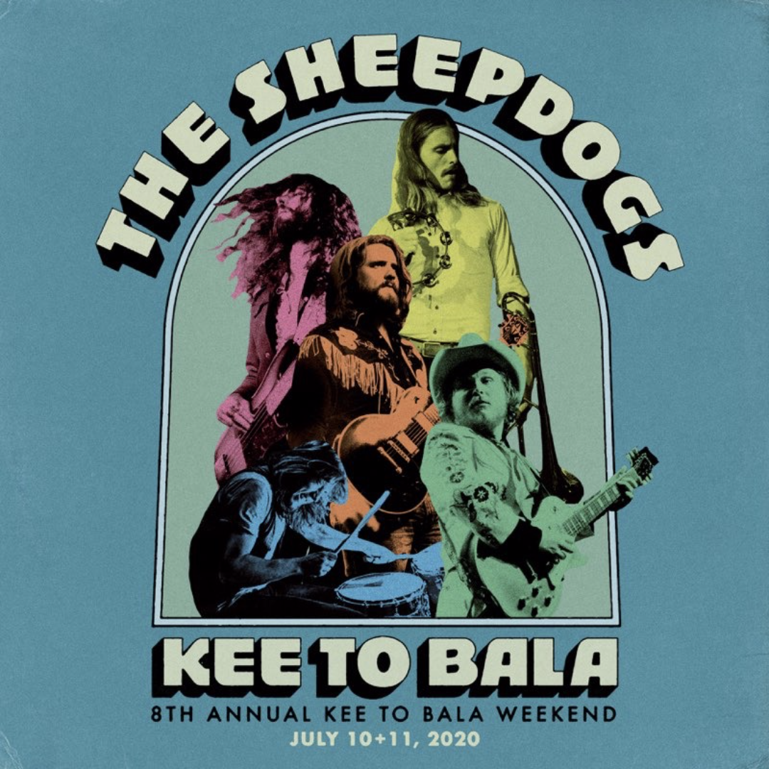 The Sheepdogs - Friday July 10th
