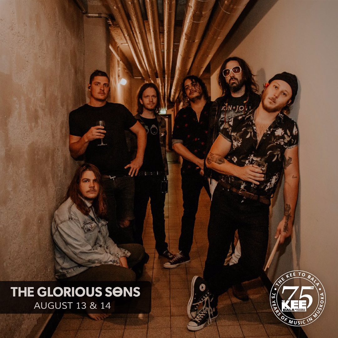 The Glorious Sons - Friday August 14th