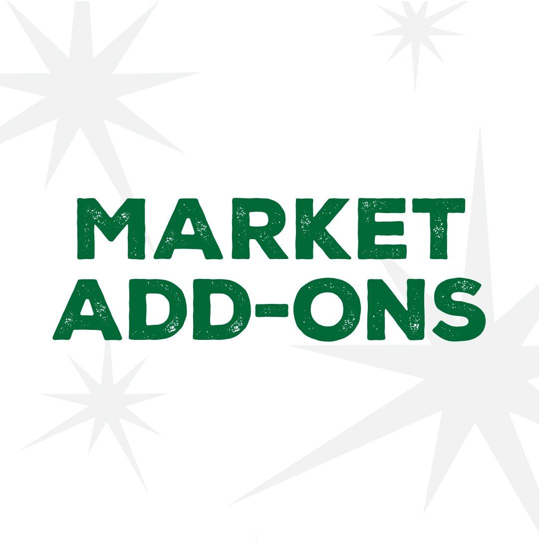 Market Add-ons