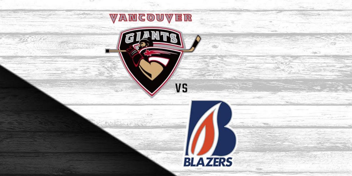 Vancouver Giants vs. Kamloops Blazers