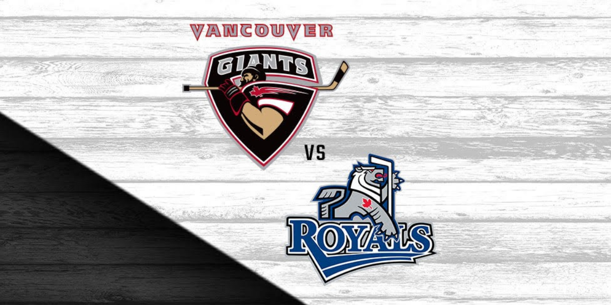 Vancouver Giants vs. Victoria Royals