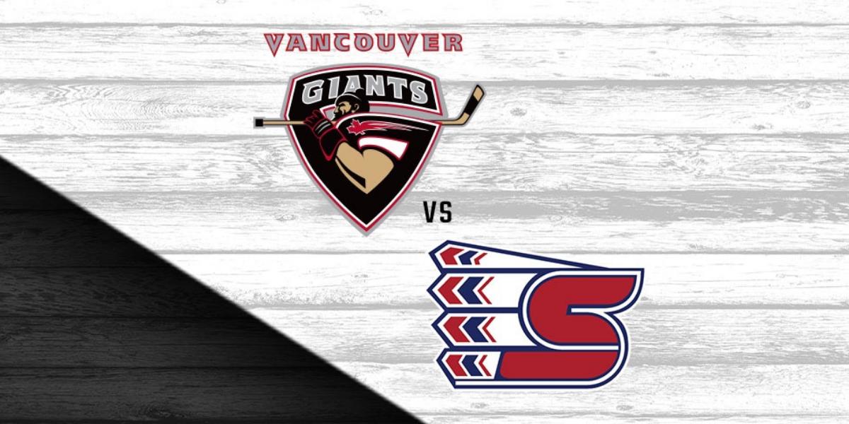 Vancouver Giants vs. Spokane Chiefs