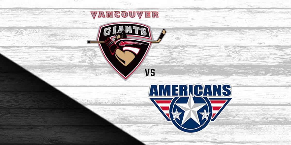 Vancouver Giants vs. Tri-City Americans