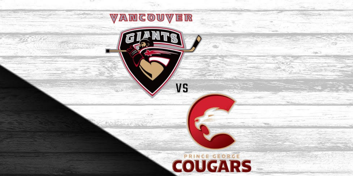 Vancouver Giants vs. Prince George Cougars