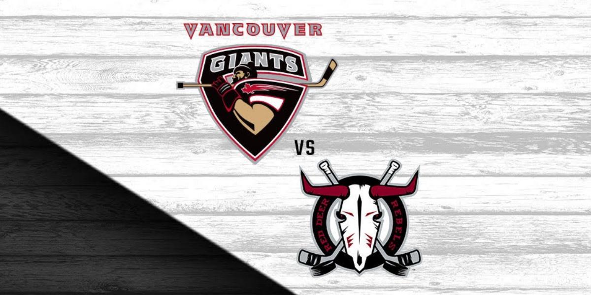 Vancouver Giants vs. Red Deer Rebels