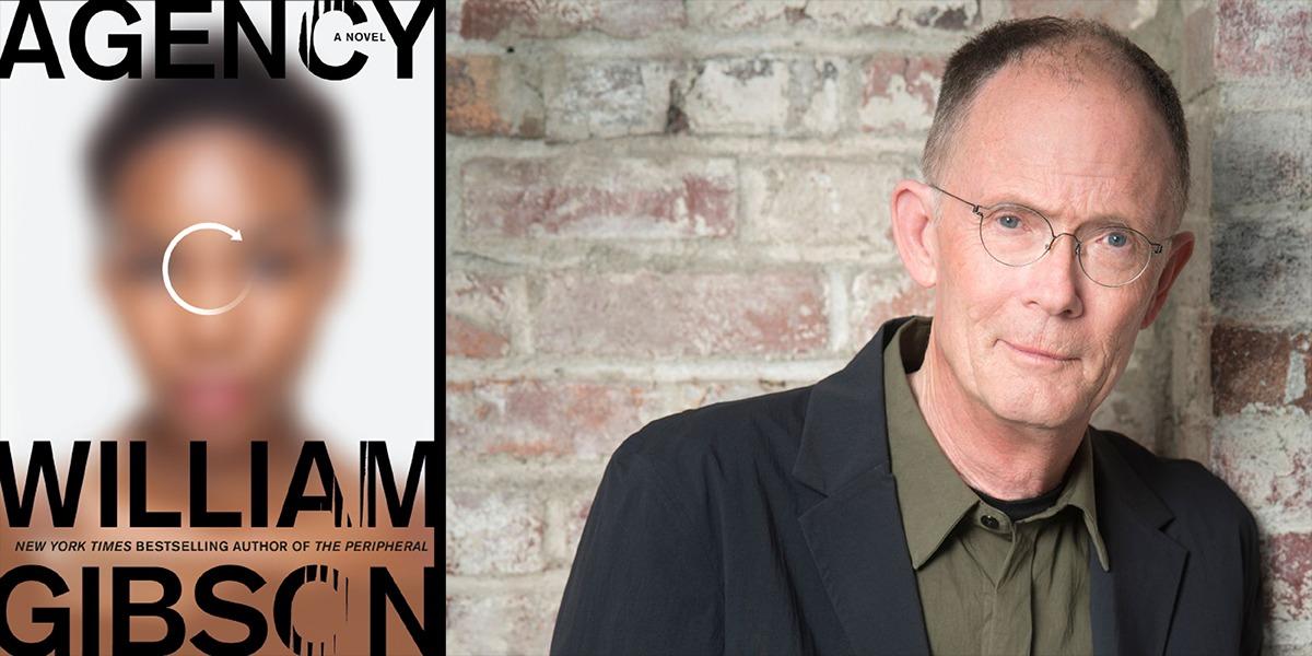 William Gibson in Conversation with Marsha Lederman