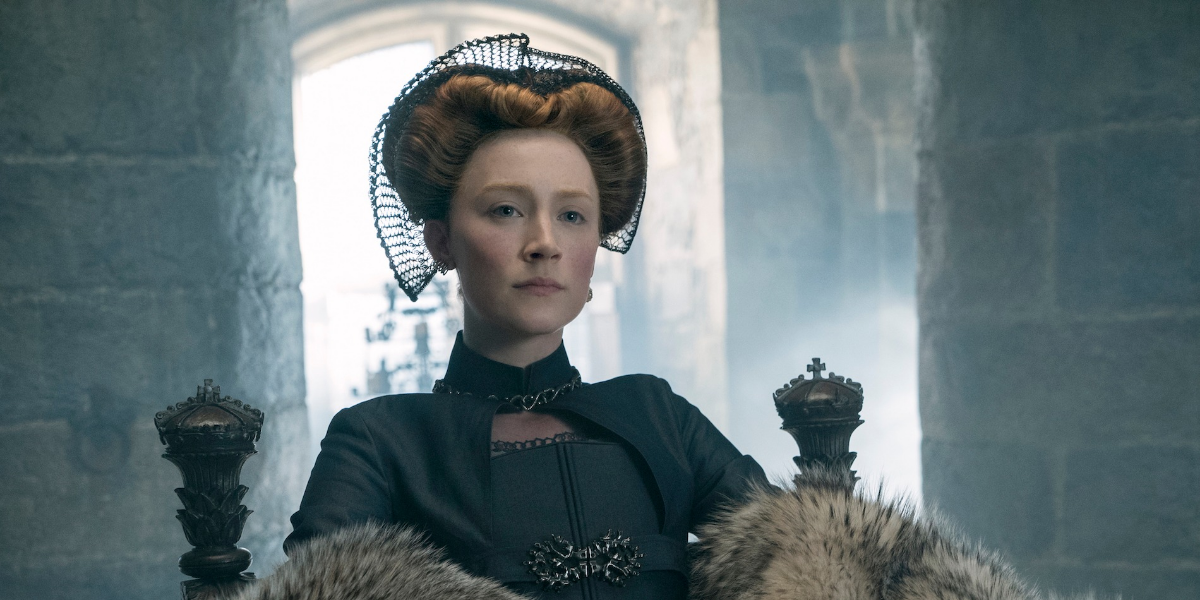 MARY QUEEN OF SCOTS (OPENING NIGHT FILM)