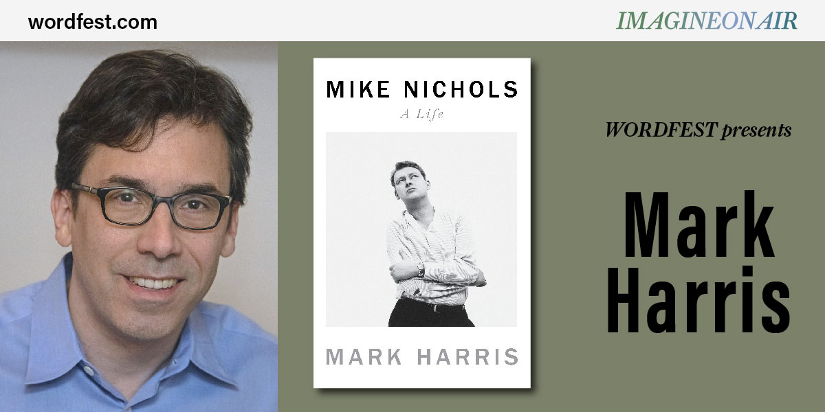 Wordfest presents Mark Harris