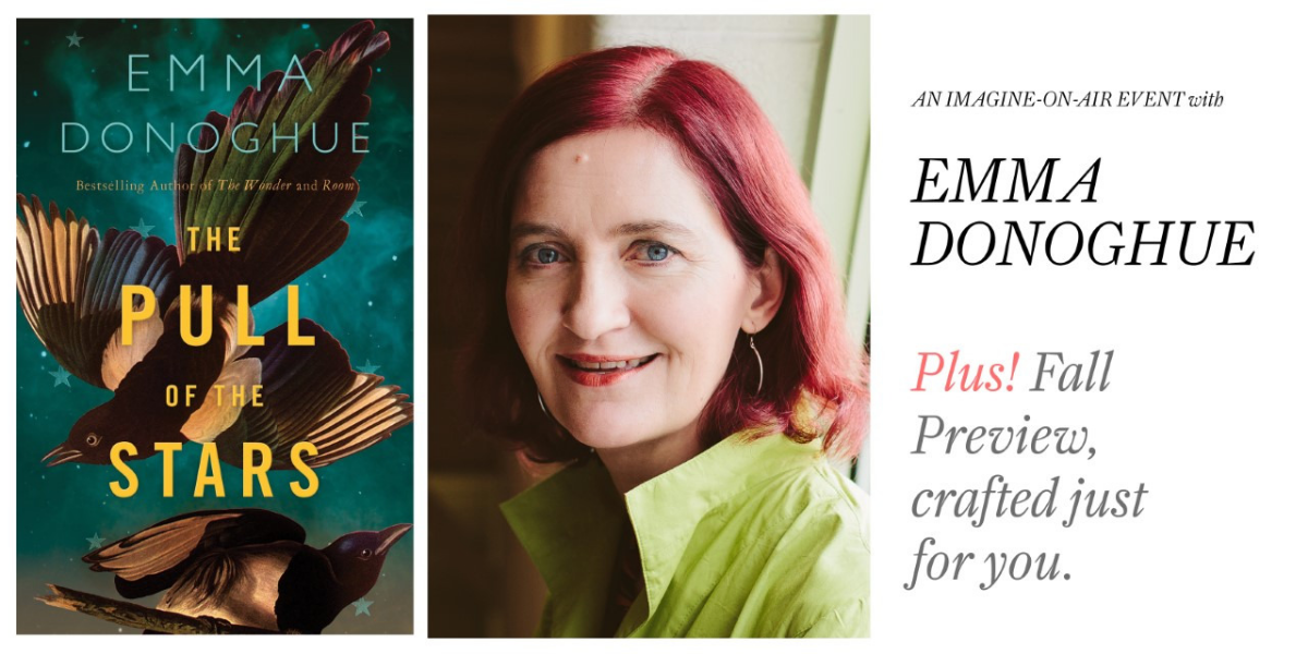 A Conversation with Emma Donoghue