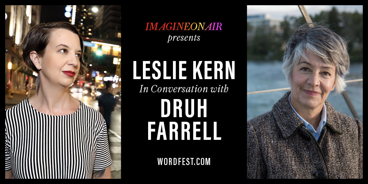 Imagine On Air presents Leslie Kern