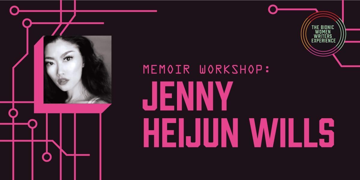 Memoir Workshop with Jenny Heijun Wills