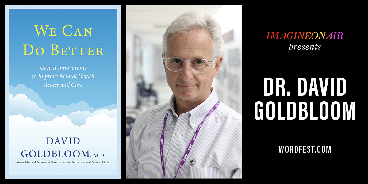 Imagine On Air presents Dr. David Goldbloom