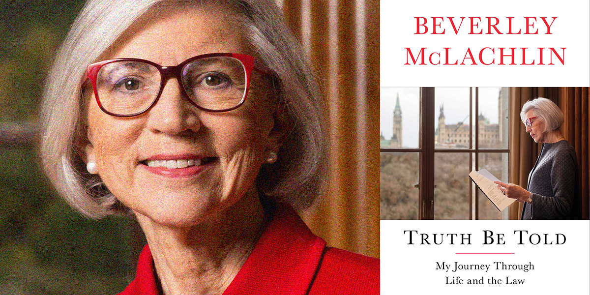 Wordfest Presents Beverley McLachlin