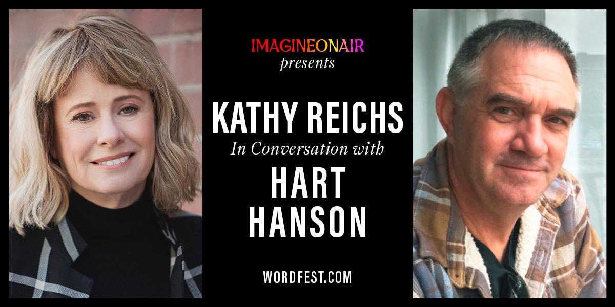 Imagine On Air presents Kathy Reichs