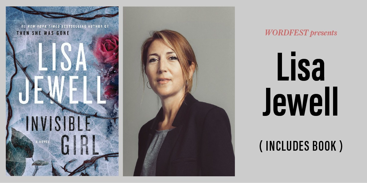 Wordfest Presents Lisa Jewell