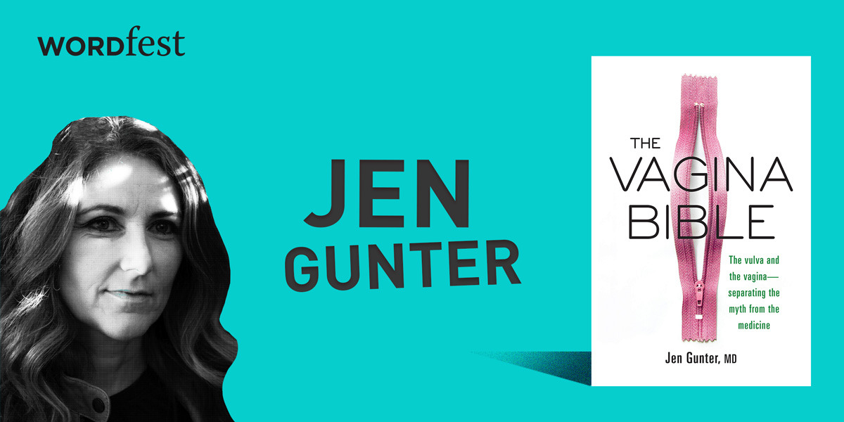 Wordfest Presents Jen Gunter (The Vagina Bible)
