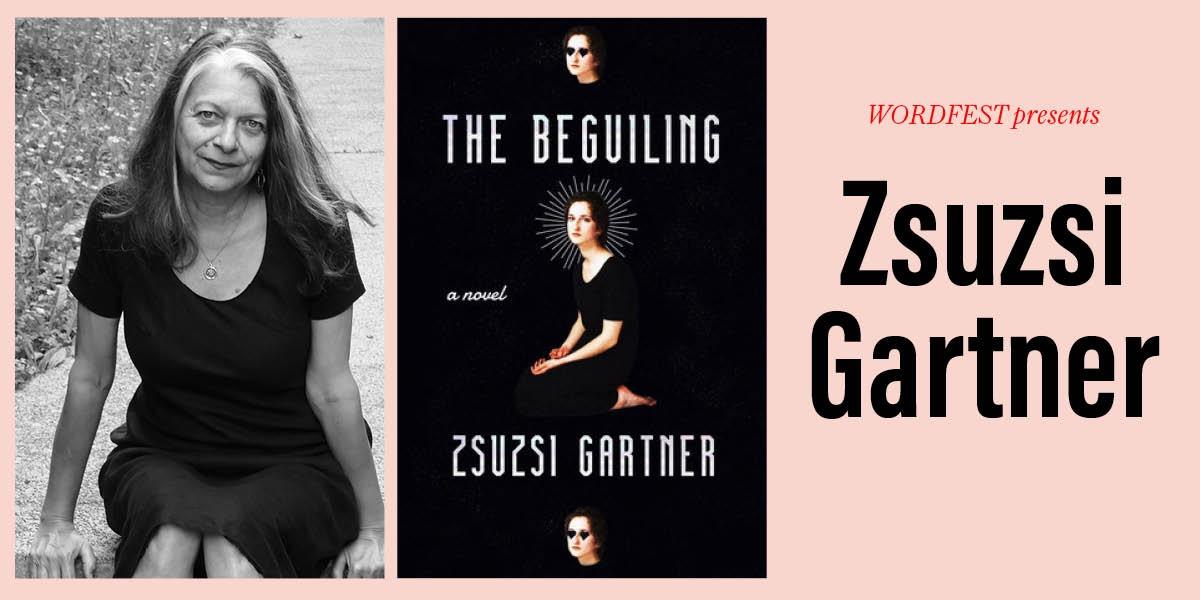 Wordfest presents Zsuzsi Gartner