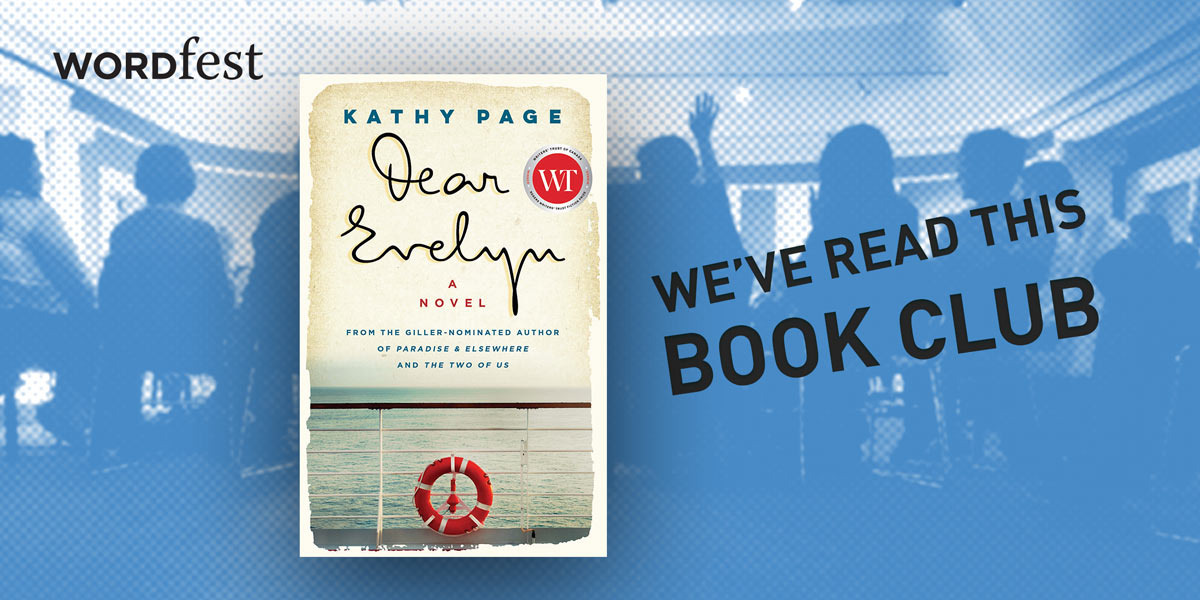 We've Read This Book Club: Dear Evelyn