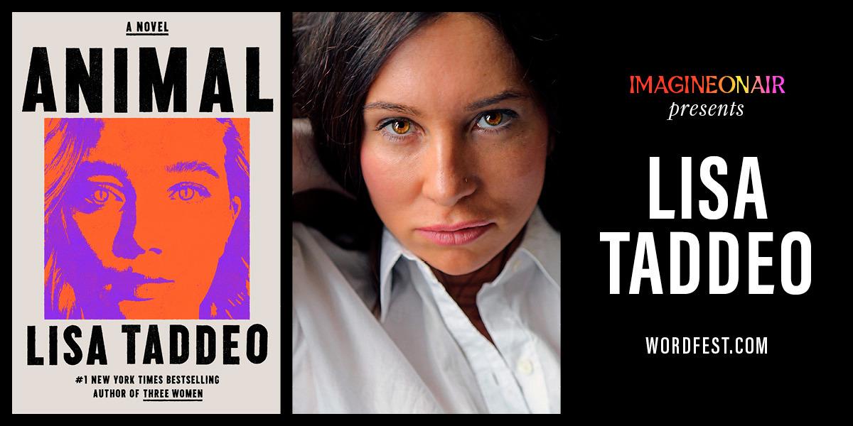 Imagine On Air presents Lisa Taddeo