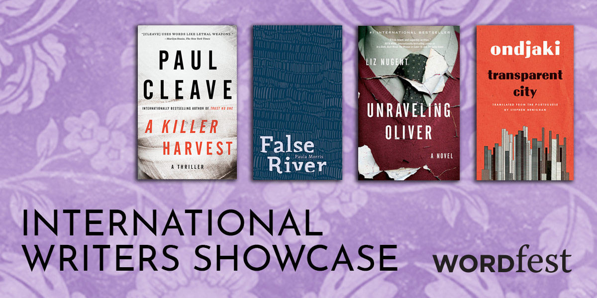International Writers Showcase
