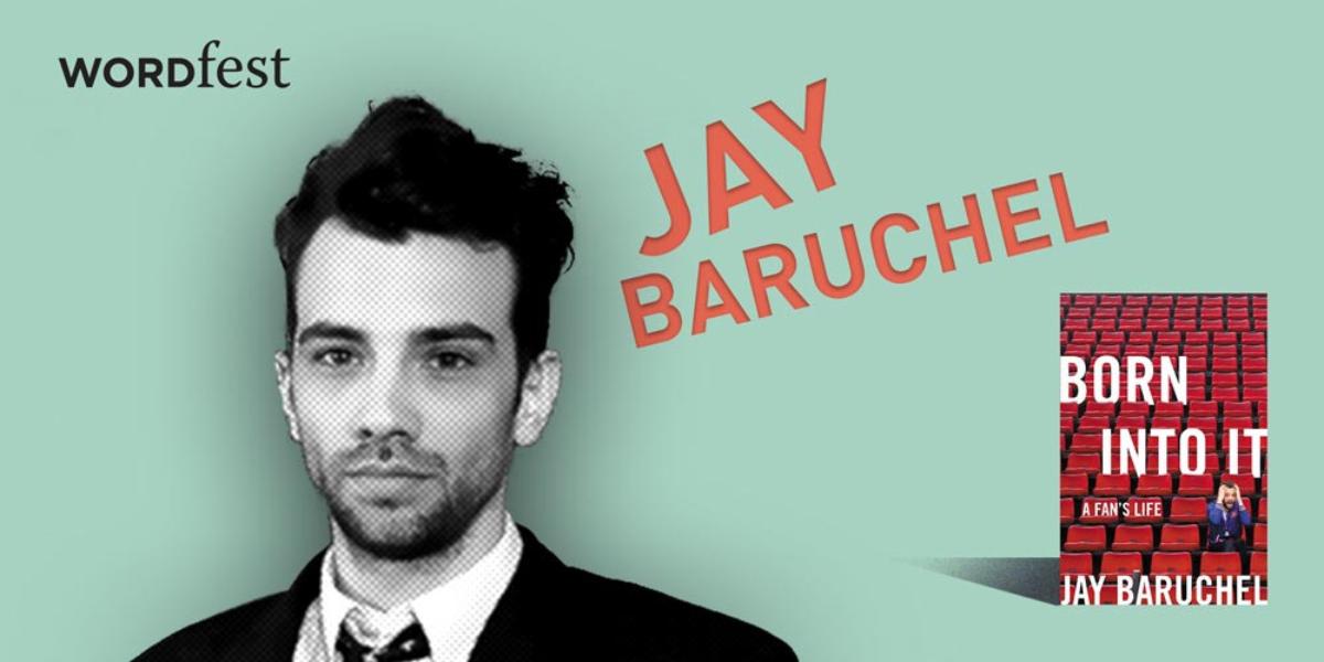Wordfest presents Jay Baruchel