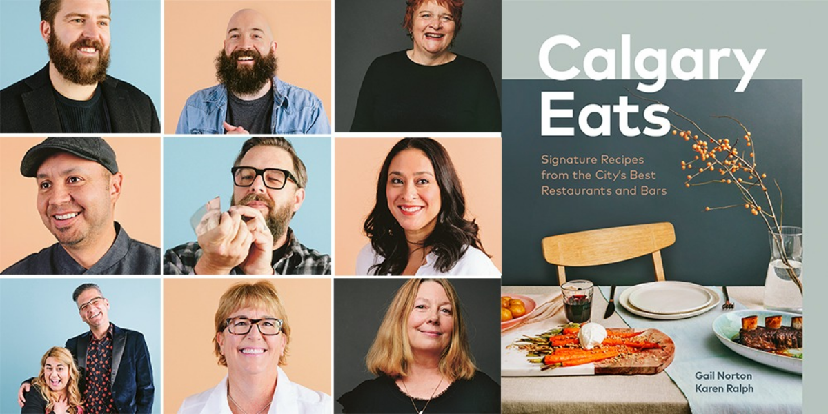 Cookbook Co. Cooks & Wordfest Present Calgary Eats