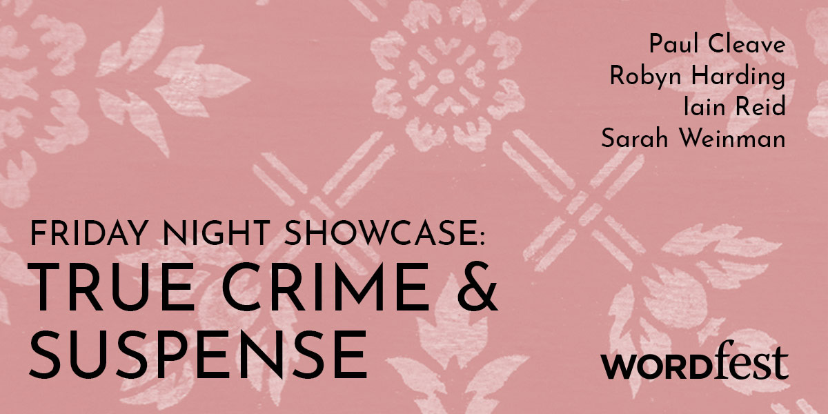 Friday Night Showcase: True Crime and Suspense
