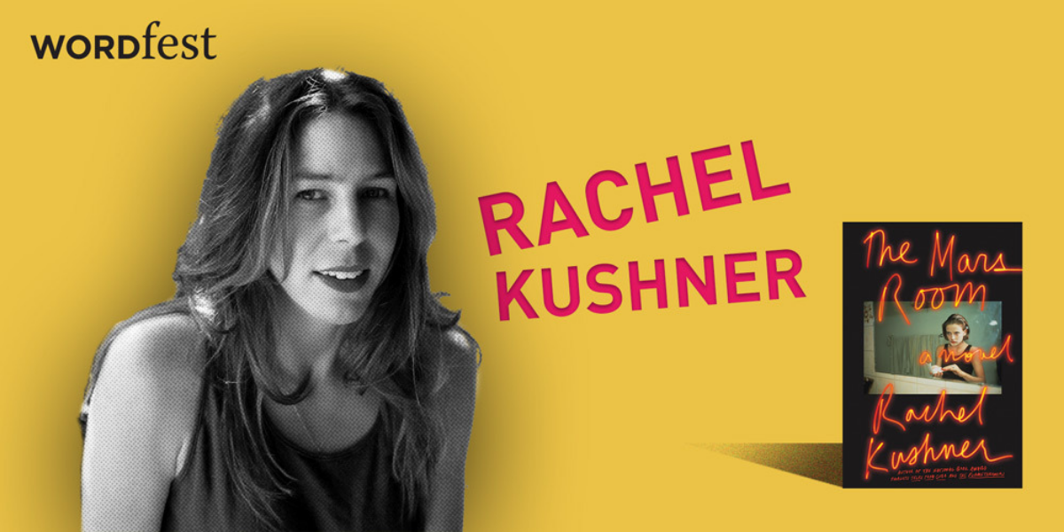 Wordfest presents Rachel Kushner