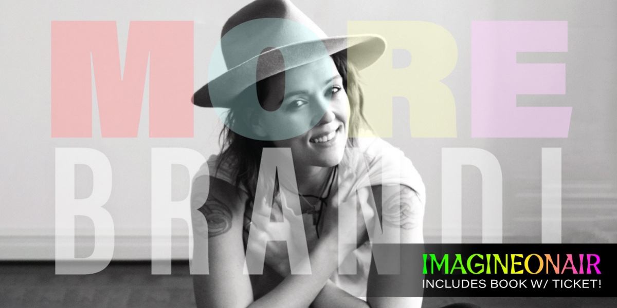 Imagine On Air presents Brandi Carlile