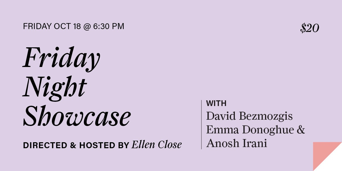 Friday Night Showcase