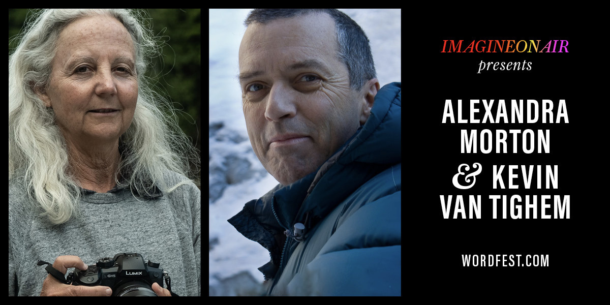 Wordfest presents Alexandra Morton & Kevin Van Tighem