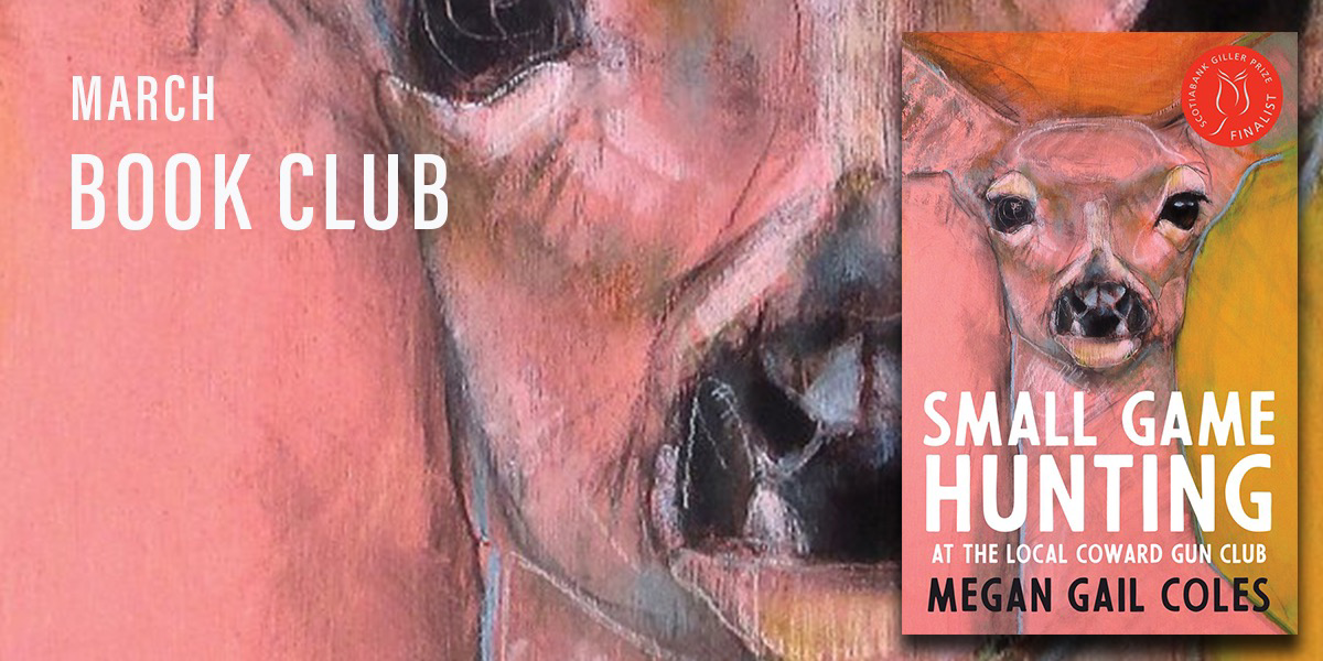 Wordfest We've Read This Book Club: Small Game Hunting At The Local Coward Gun Club