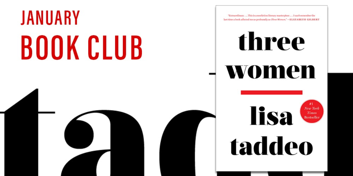 Wordfest We've Read This Book Club: Three Women