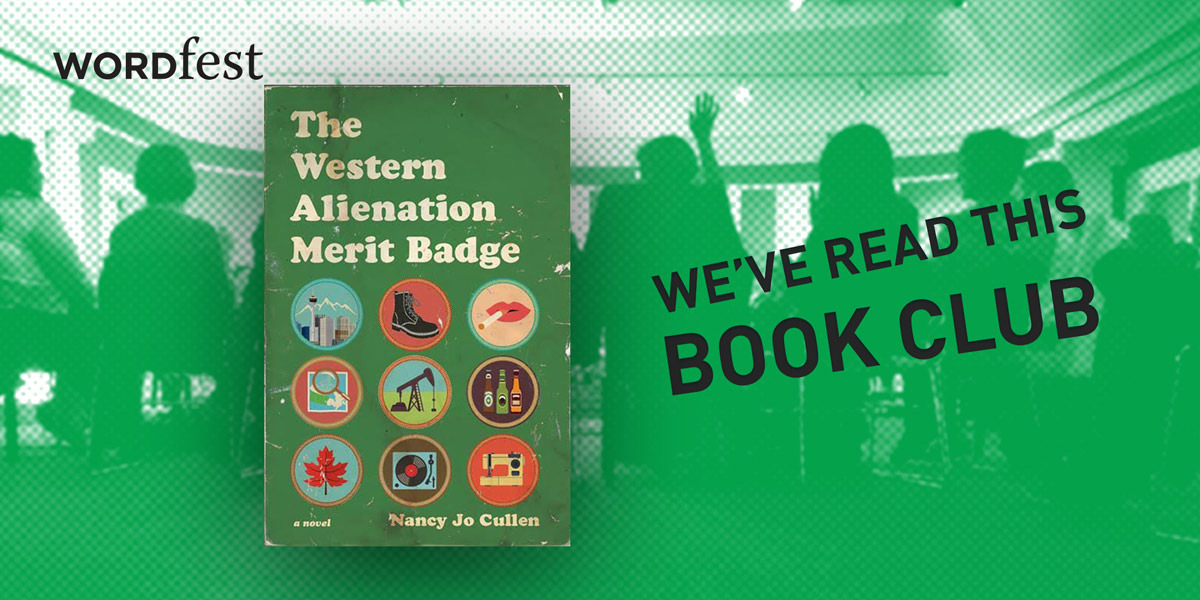 We've Read This Book Club: The Western Alienation Merit Badge