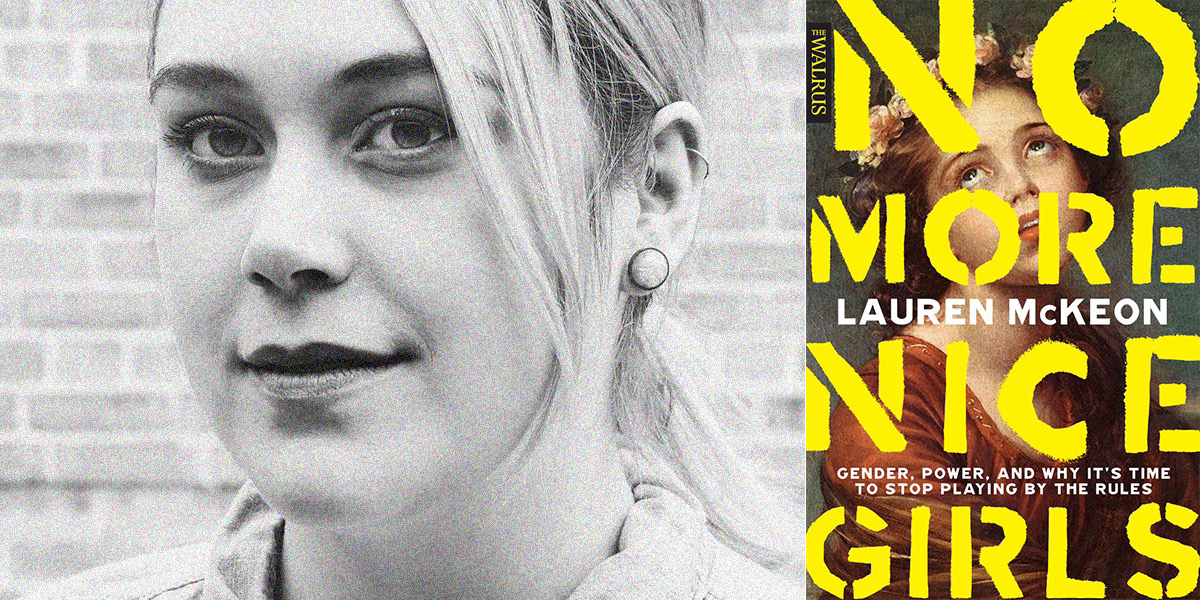 Wordfest Presents Lauren McKeon (No More Nice Girls)