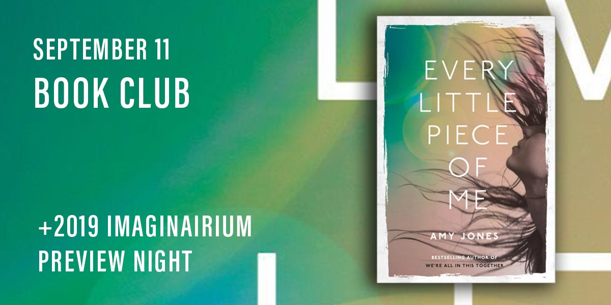 Wordfest We've Read This Book Club: Every Little Piece of Me